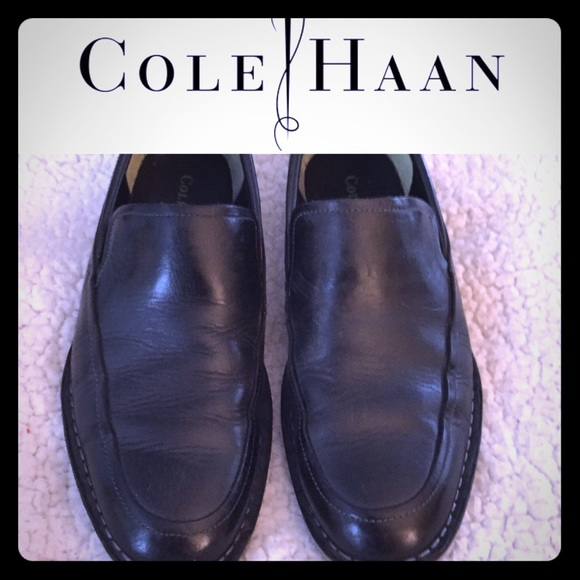 cbcf3bfae6a Cole Haan Other - Cole Haan ZEROGRAND Venetian Black Slip-on Loafers